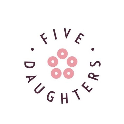 Five Daughters Logo from Allie
