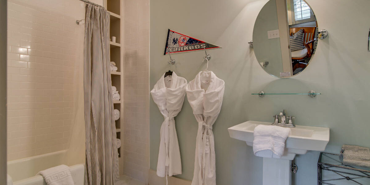 Babe Ruth Suite private bath res
