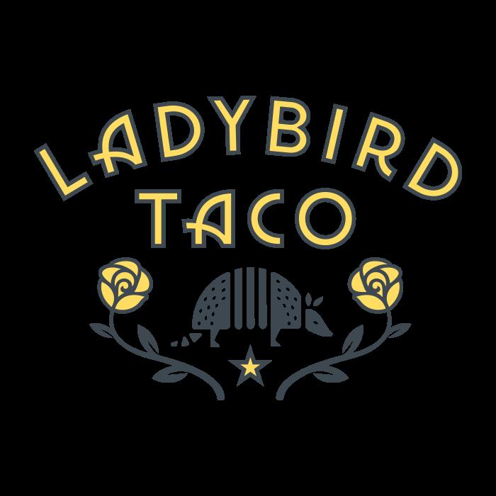 Ladybird Taco Logo